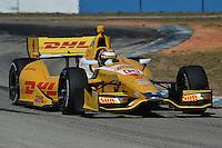 Ryan Hunter-Reay, Sebring test, 2/19/2013