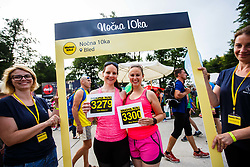 11th Nocna 10ka 2017, traditional run around Bled's lake, on July 08, 2017 in Bled,  Slovenia. Photo by Grega Valančič / Sportida