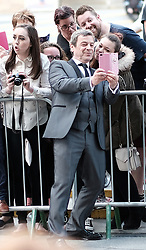 British Soap Awards, Saturday 3rd June 2017<br /> <br /> Stars arrive on the red carpet for the British Soap Awards 2017<br /> <br /> Richard Hawley from Coronation Street <br /> <br /> (c) Alex Todd | Edinburgh Elite media