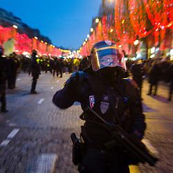 2018/12 Gilets Jaunes Paris Acte 7