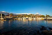 Harbor, Lahaina, Maui, Hawaii