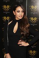 LONDON - May 29: Zara Martin at the Lipsy VIP Fashion Awards 2013 (Photo by Brett D. Cove)