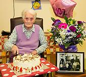 Stella Kelly 102nd Birthday