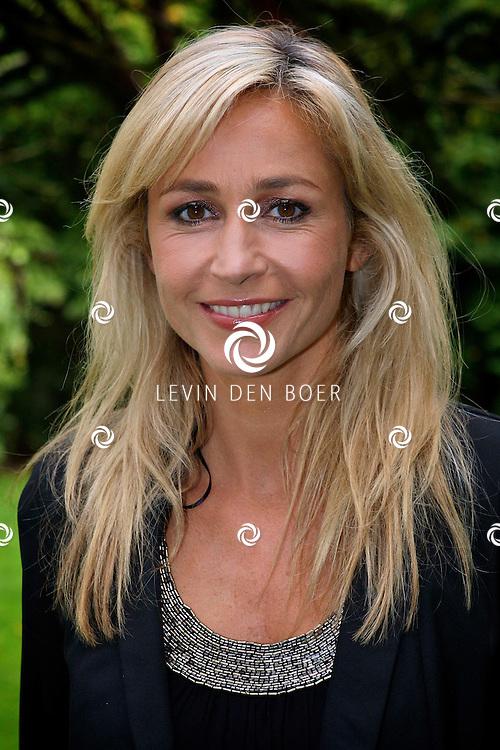 AMSTERDAM - In Hotel Arena is de persviewing geweest van Ushi en The Family  Met op de foto Wendy van Dijk. FOTO LEVIN DEN BOER - PERSFOTO.NU