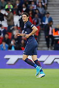 Edinson Roberto Paulo Cavani Gomez (psg) (El Matador) (El Botija) (Florestan) after missed it goal during the French Championship Ligue 1 football match between Paris Saint-Germain and SM Caen on May 20, 2017 at Parc des Princes stadium in Paris, France - Photo Stephane Allaman / ProSportsImages / DPPI