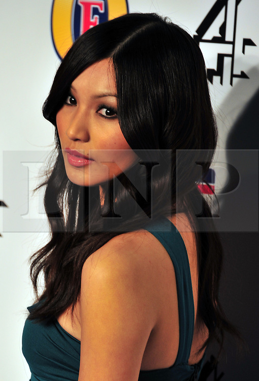 © Licensed to London News Pictures. 16/12/2011. London, England.Gemma Chan  attends the Channel 4 British Comedy Awards  in Wembley London .  Photo credit : ALAN ROXBOROUGH/LNP