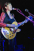 Madi Diaz performing at SXSW 2014, Austin, Texas, March 11, 2014.