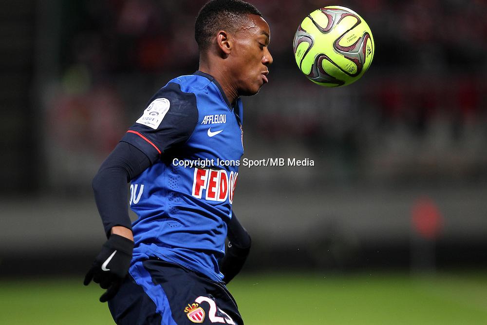 Anthony MARTIAL - 20.12.2014 - Metz / Monaco - 17e journee Ligue 2<br />Photo : Fred Marvaux / Icon Sport