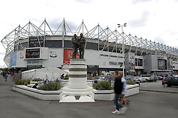 - Photo mandatory by-line: Dougie Allward/JMP - Mobile: 07966 386802 30/08/2014 - SPORT - FOOTBALL - Derby - iPro Stadium - Derby County v Ipswich Town - Sky Bet Championship