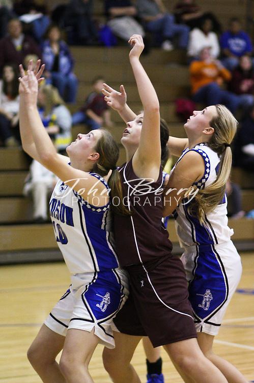 MCHS Varsity Girls Basketball .vs Luray Bulldogs .12/2/09