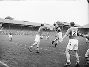 Neg No: 285/4014-4020...23081953AISFCSF.23.08.1953..All Ireland Senior Football Championship - Semi-Final...Kerry.3-6.Louth.0-10.Kerry. ...J. Foley, J. Murphy (Captain), E. Roche, D. Murphy, C. Kennelly, J. Cronin, J. M. Palmer, Seá.Sub: G. O'Sullivan for Hannifin.J. Murphy (Captain). ........Hurling