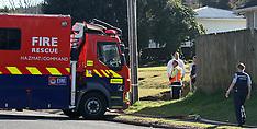 Rotorua-Clayton Road cordoned off after contamination incident