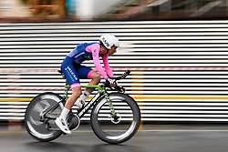 Marta Cavalli (ITA) at La Madrid Challenge by La Vuelta 2019 - Stage 1, a 9.3 km individual time trial in Boadilla del Monte, Spain on September 14, 2019. Photo by Sean Robinson/velofocus.com
