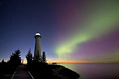 Lighthouses, Upper Peninsula of Michigan/MN