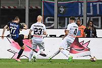 gol Marcelo Brozovic goal<br /> Milano 28-05-2017, Stadio Giuseppe Meazza, Football Calcio 2016/2017 Serie A, Inter-Udinese, Foto Image Sport/Insidefoto
