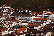 Mariana_MG, Brasil...Vista geral da cidade historica de Mariana, Minas Gerais...The panoramic view from historical city Mariana in Minas Gerais...Foto: LEO DRUMOND / NITRO