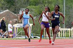 E14 Women's 100M Trial