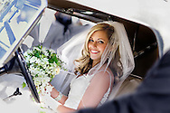 Litchfield County, CONNECTICUT- September 4, 2010--The wedding of Jennifer Clark & Ryan Bingham.  (Photo by Robert Falcetti). .
