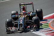 September 4-7, 2014 : Italian Formula One Grand Prix - Pastor Maldonado, (VEN), Lotus-Renault