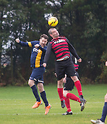 - Park Tool (blue and yellow) v Clark's Cowboys (red and black), Dundee Saturday Morning Football League at Riverside, Dundee. Photo: David Young<br /> <br />  - © David Young - www.davidyoungphoto.co.uk - email: davidyoungphoto@gmail.com