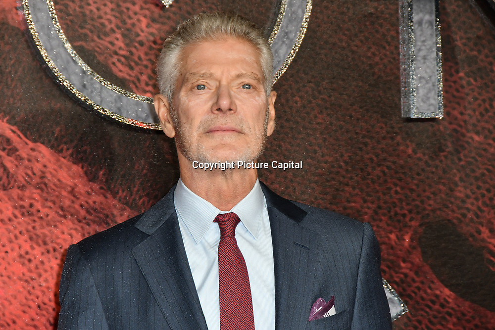 Stephen Lang Arrivers at the Mortal Engines - World Premiere on 27 November 2018, London, UK