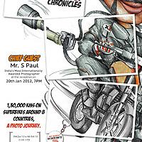 Show >>> Sundeep Gajjar: The MotoGrapher Chronicles