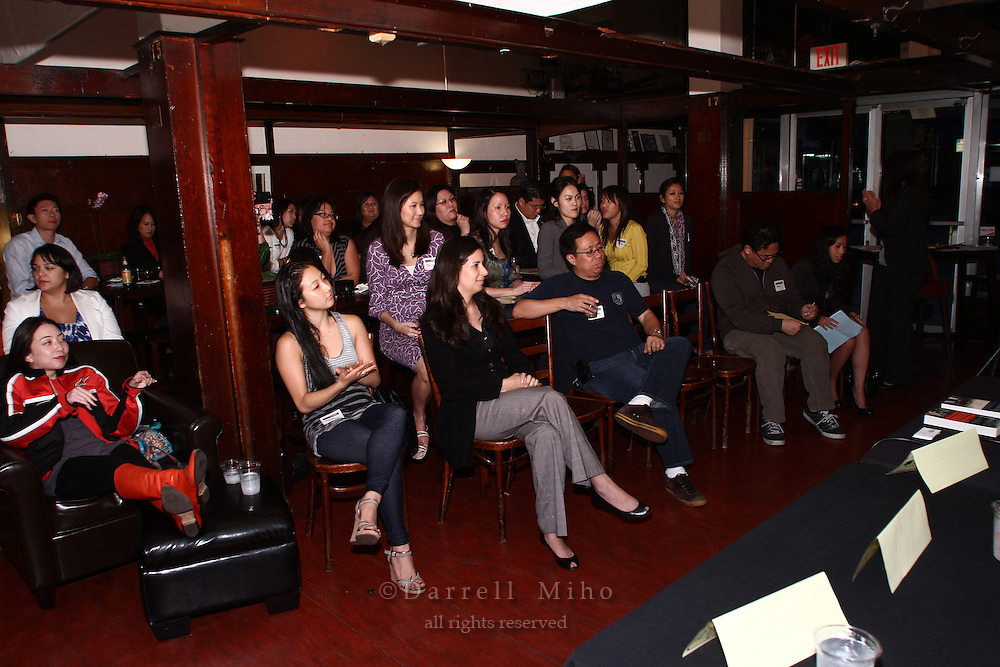 Sep. 08, 2010; Los Angeles, CA - KIND: Kids In Need of Defense panel discussion and mixer at the Far Bar in Little Tokyo. ..photo credit: Darrell Miho