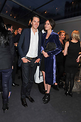 OTIS FERRY and LILY RAGE at the Vogue Festival 2012 in association with Vertu held at the Royal Geographical Society, London on 20th April 2012.