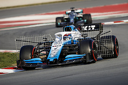 February 21, 2019 - Barcelona Barcelona, Espagne Spain - 63 RUSSELL George (gbr), Williams Racing F1 FW42, action during Formula 1 winter tests from February 18 to 21, 2019 at Barcelona, Spain - Photo  Motorsports: FIA Formula One World Championship 2019, Test in Barcelona, (Credit Image: © Hoch Zwei via ZUMA Wire)