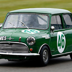 GOODWOOD REVIVAL....Rob Huff during qualifying for the weekend races...(c) STEPHEN LAWSON   SportPix.org.uk