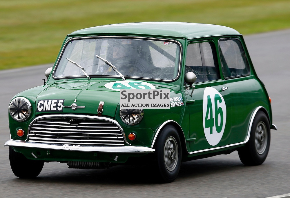 GOODWOOD REVIVAL....Rob Huff during qualifying for the weekend races...(c) STEPHEN LAWSON | SportPix.org.uk