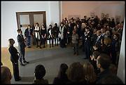 IWONA BLAZWICK, Adventures of the Black Square: Abtract Art and Society 1915-2015. Whitechapel Gallery. London. 14 January 2014.