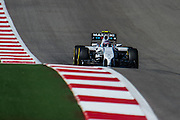 October 30-November 2 : United States Grand Prix 2014, Valtteri Bottas (FIN), Williams Martini Racing