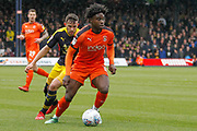 Luton Town midfielder Pelly Ruddock (17) during the EFL Sky Bet League 1 match between Luton Town and Oxford United at Kenilworth Road, Luton, England on 4 May 2019.