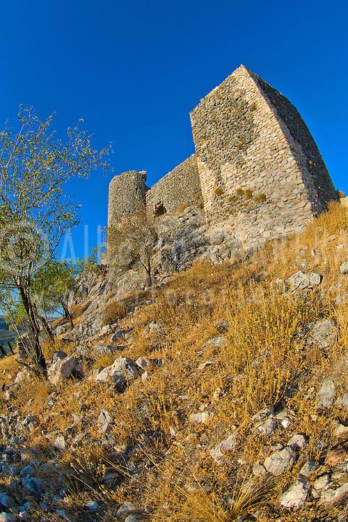 Alberto Carrera, Castle of Piñar, Piñar, Granada, Andalucía, Spain, Europe