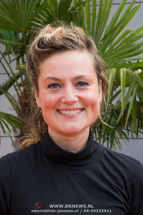 NLD/Hilversum/20180828 -  Persviewing nieuw tv-seizoen NPO, Nienke de la Rive Box