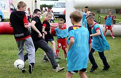 Bristol City's Community Foundation put on activities before the preseason friendly at Hengrove Athletic - Mandatory by-line: Robbie Stephenson/JMP - 10/07/2016 - FOOTBALL - The Grove, Norton Lane - Whitchurch, Bristol, England - Hengrove Athletic v Bristol City - Pre-season friendly