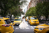 New York City bridal shoot - Jessica Leigh Ford