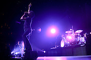 Alice in Chains performing on the Black Diamond Skye Tour on October 1, 2010 at the Scottrade Center in St. Louis.