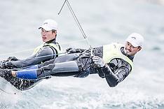 ISAF SWC Weymouth 2015