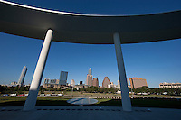Austin Texas Skyline from Long Center