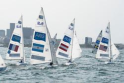 SEGUIN Damien, FRA, 1 Person Keelboat, 2.4mR, Sailing, Voile, FERNANDEZ OCAMPO Juan, ARG, REIGER Sven, AUT, SMITH Dee, USA à Rio 2016 Paralympic Games, Brazil
