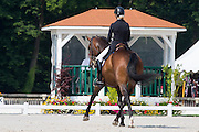 Sofie Andersson - Donna Samba NDS<br /> FEI European Dressage Championships for Young Riders and Juniors 2013<br /> © DigiShots