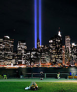 Memory of World Trade Center - We Shall Never Forget!