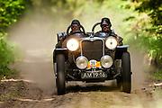 Car 20. 1934 Singer Le Mans.
