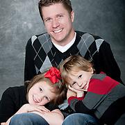 Chuck Phillips Family Portrait PROOFS