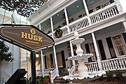 Husk Restaurant in Charleston, SC.