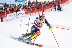 26.01.2020, Streif, Kitzbühel, AUT, FIS Weltcup Ski Alpin, Slalom, Herren, 2. Lauf, im Bild Dave Ryding (GBR) // Dave Ryding of United Kingdom in action during his 2nd run in the men's Slalom of FIS Ski Alpine World Cup at the Streif in Kitzbühel, Austria on 2020/01/26. EXPA Pictures © 2020, PhotoCredit: EXPA/ Johann Groder