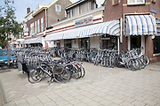Bicycle shop, Hook of Holland, Holland