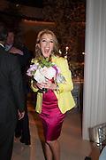 GEORGIA DAVENTRY, The Cartier Chelsea Flower show dinner. Hurlingham club, London. 20 May 2013.